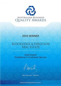 Business Award 2015